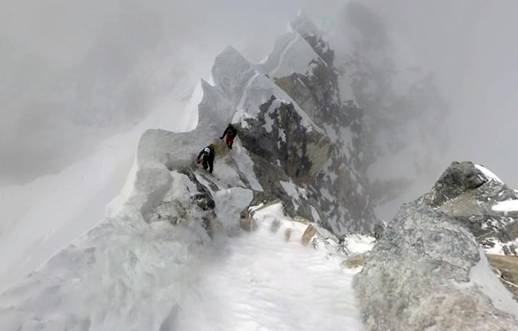 Visita el Everest en 360º como nunca lo has visto antes. Foto: Jon Griffith