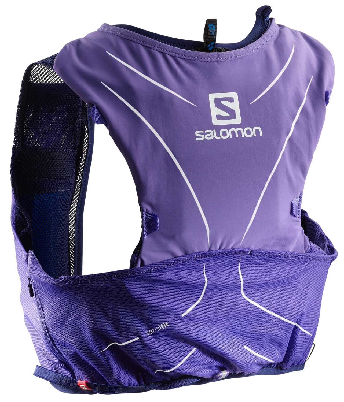 Chaleco Salomon Adv Skin 5 Set para mujer