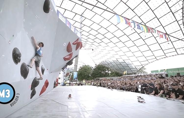 Adam Ondra, Copa del Mundo de Búlder, Munich