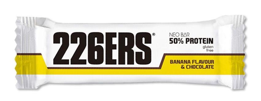 226ers Neo Bar 50% Protein. Para recuperar tras el esfuerzo