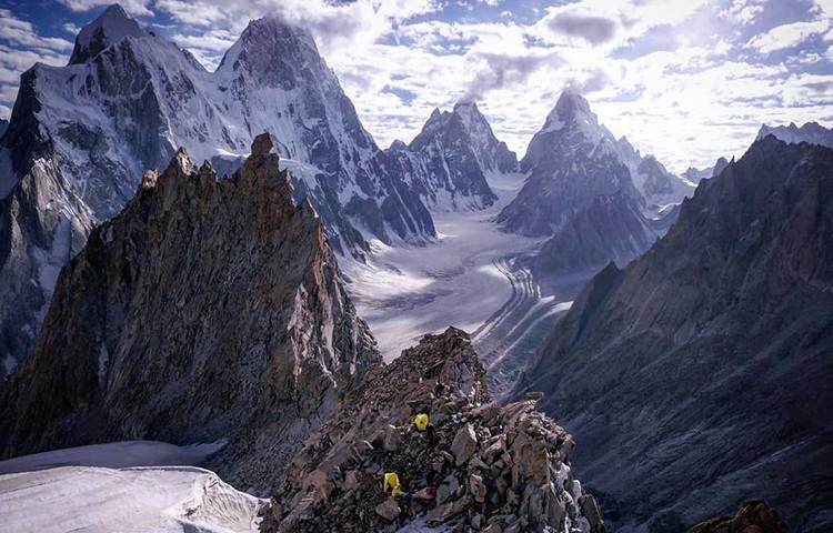 Uno de los más bellos lugares de la tierra para T. Huber. Foto: FB Thomas Huber