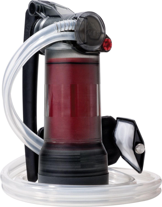 MSR Guardian Purifier Pump. Hasta 2,5 litros de agua por minutos