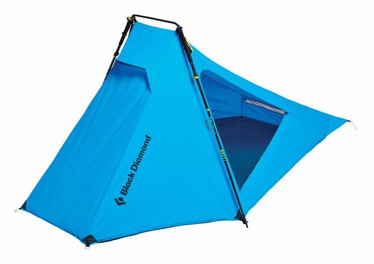Black Diamond Distance Tent con Adaptador. Tienda Ultraligera.