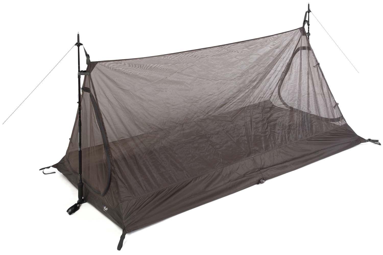 Rab Element 2 Bug Tent. Tienda interior muy ligera. Puede usarse sola, o bajo el Element 2 Tarp
