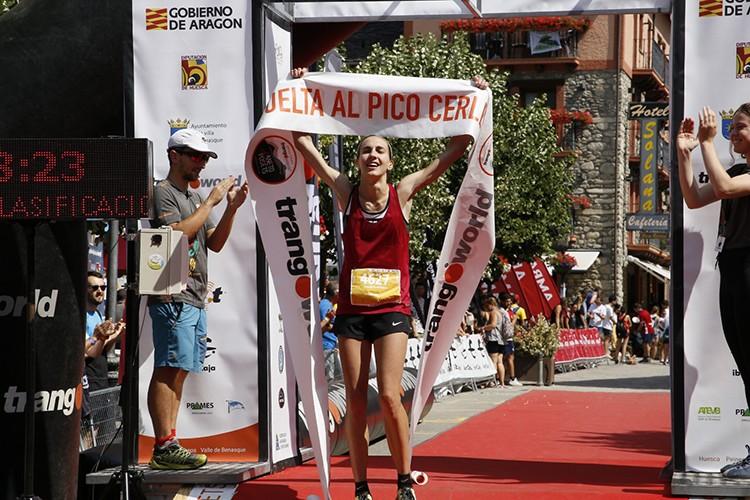 Vencedora Vuelta al Pico de Cerler.