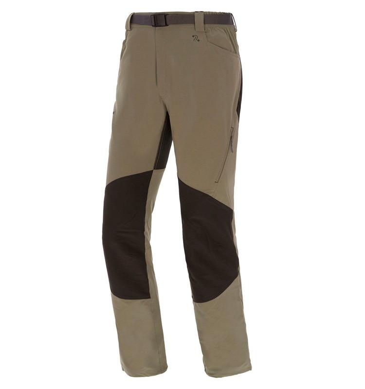 Trangoworld Mattha, clásico pantalón de trekking con refuerzoas, rodillas preformadas