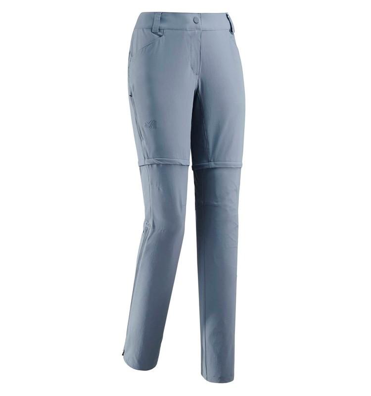 Millet Trekker Stretch Zip-Off Pant II W, pantalón convertible para mujer