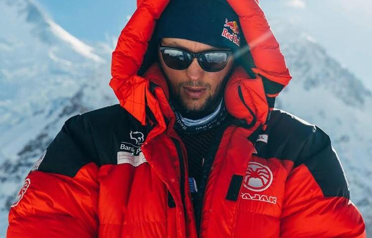 Andrzej Bargiel, al Everest sin oxígeno y con esquís. Foto: Andrezj Bargiel