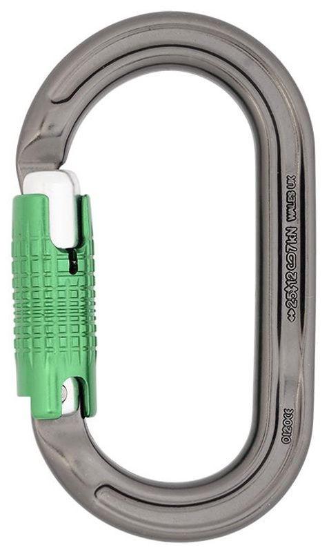 DMM Ultra O Locksafe, mosquetón ovalado de alta resistencia