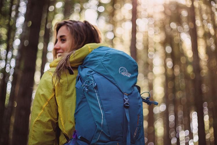Gama Aeon para mujer de Lowe Alpine