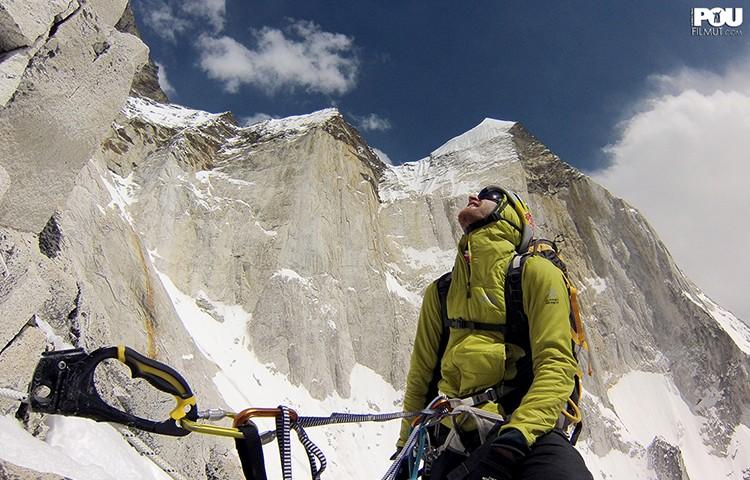 Los Pou, en su expedición al Himalaya hindú de 2014. Foto: hermanos Pouanos Pou