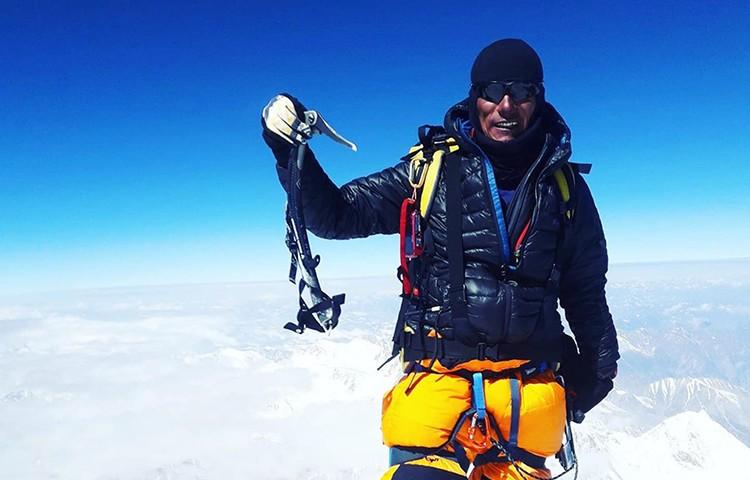 Sanu Sherpa. Foto: Seven Summit Treks