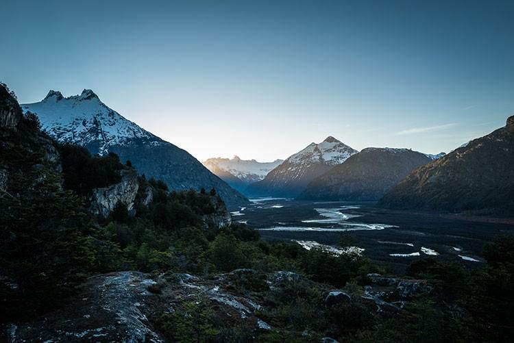 Wilderness en Patagonia. Foto: Klaus Fengler
