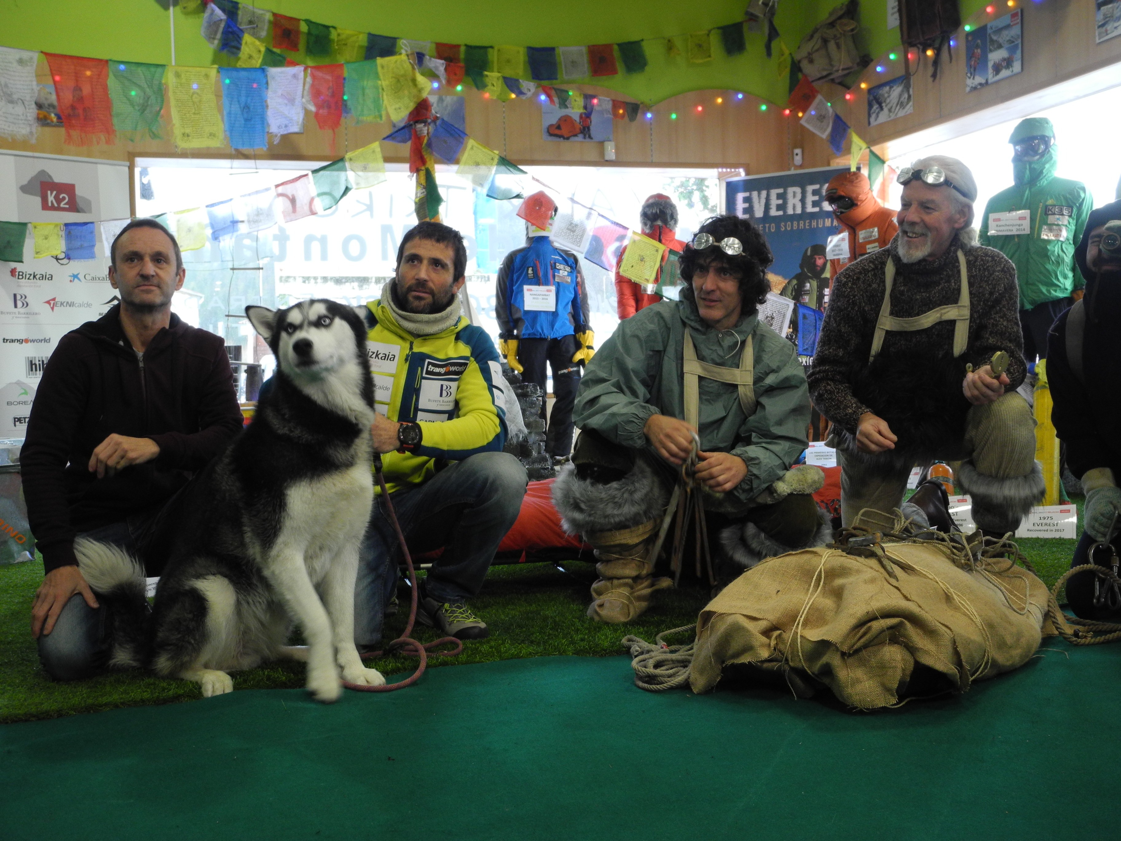 Alex Txikon, de vuelta al Everest invernal