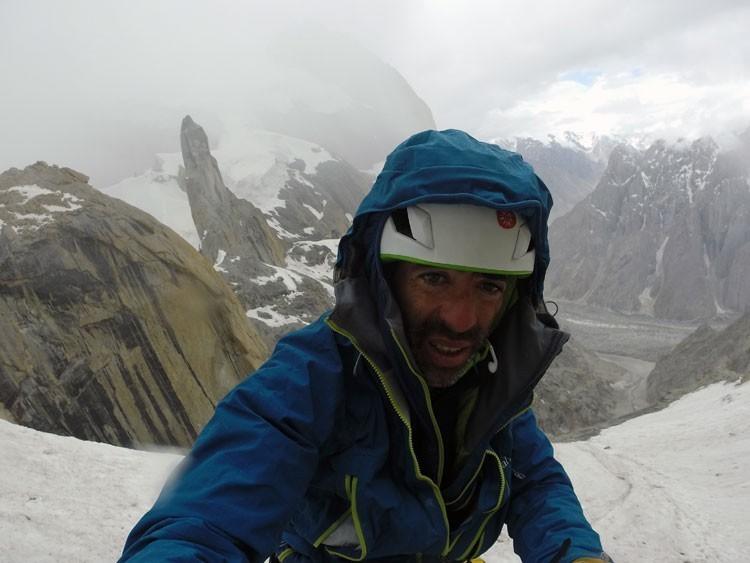 Pedro Cifuentes, de regreso a Patagonia. Foto: Pedro Cifuentes
