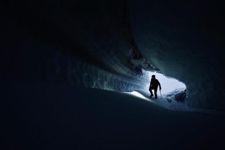 En el laberinto del Gasherbrum. Foto: Tamara Lunger