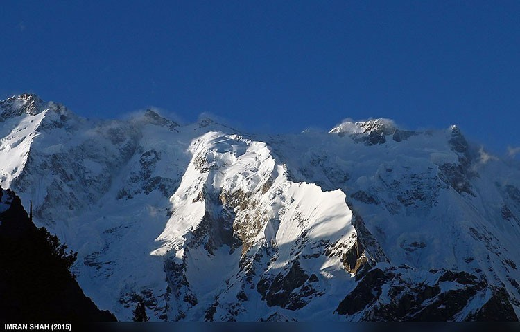 Cara Sur del Batura Sar. Foto: Imran Shah from Islamabad, Pakistan, wikipedia commons