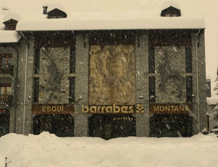 Barrabes Benasque