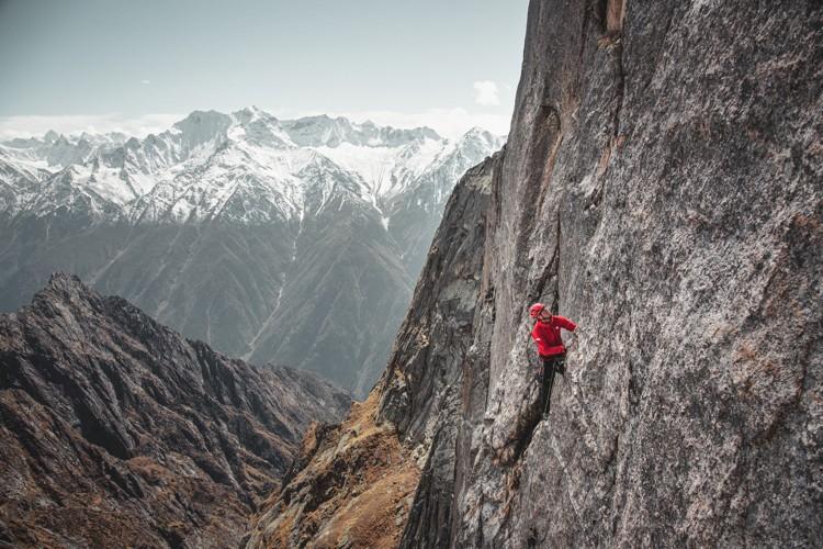 Aperturas en el Himalaya hindú: Pou, Larcher, Vanhee, Hong.