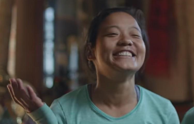 Mira Rai, de Nepal a la Maratón del Mont Blanc. Foto: Redbull Content Pool