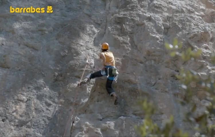 Material necesario para escalada deportiva. Foto: Barrabes