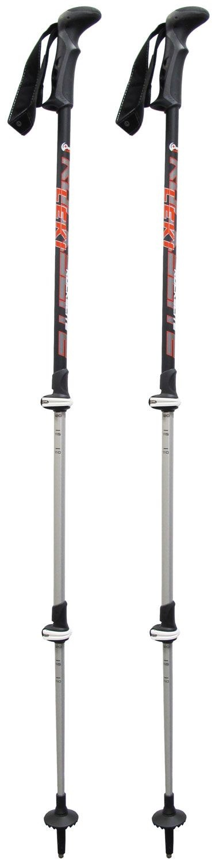 Leki Roclite, bastones telescópicos de 3 tramos
