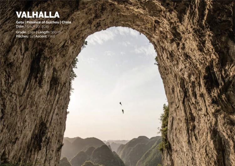 Valhalla, cielo de roca. Estreno online de la película de Edu Marín. Foto: Edu Marín