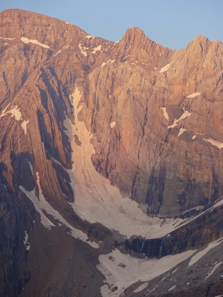 Pico Oriental de la Cascada. Foto: Col. Ekaitz Maiz