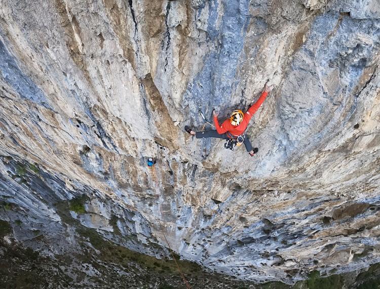 Víbora, nueva vía en Picos para los Pou y Kico Cerdá. Foto: Hermanos Pou