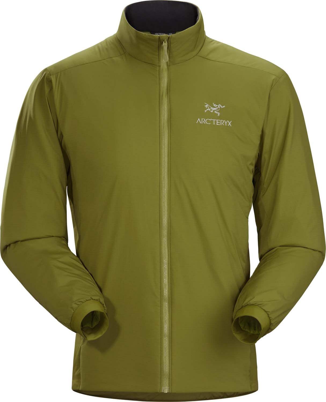 Atom LT Jacket, ultrafina para actividad