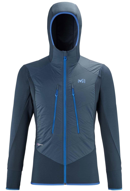 MMillet Extreme Rutor Comp, chaqueta técnica para esquí travesía intenso-de competición, de fibra