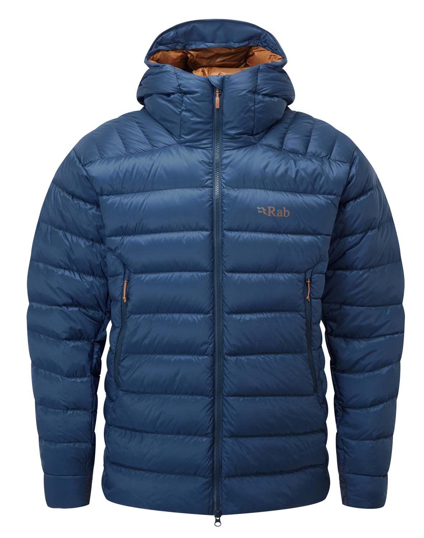 Rab Electro Pro Jacket, chaqueta clásica de pluma