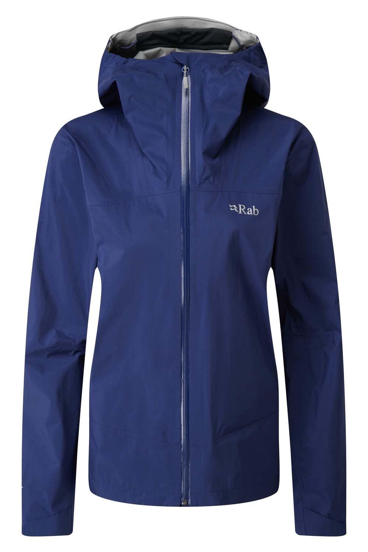 Rab Meridian Jacket W, chaqueta ultraligera de Gore-tex Paclite para mujer