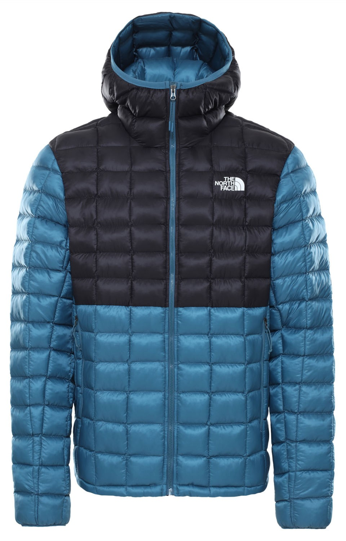 The North Face Thermoball Super Hoodie, chaqueta ligera rellena de fibra tipo pluma artificial