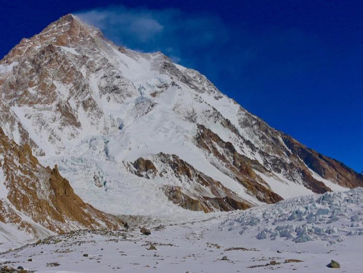 El K2. Foto: Mingma Gyalje Sherpa