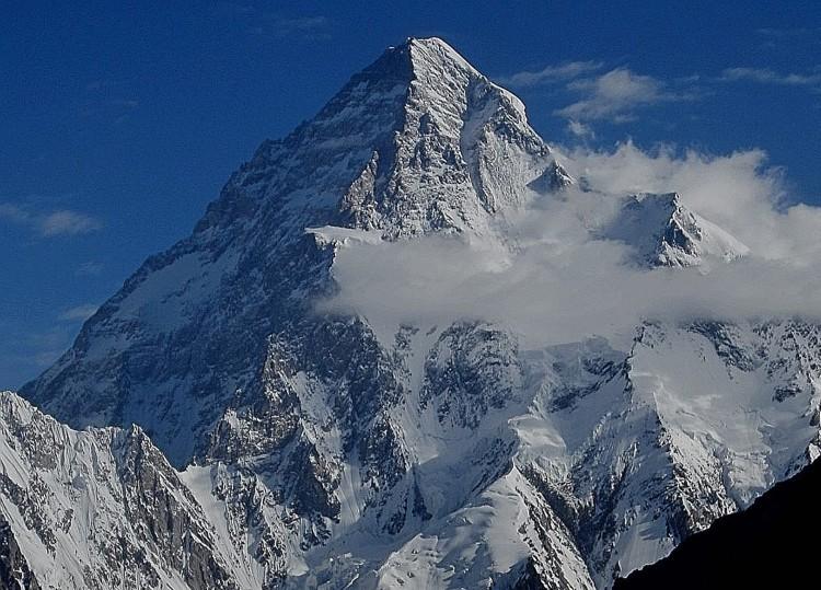 K2 invernal. Foto: Mingma G.