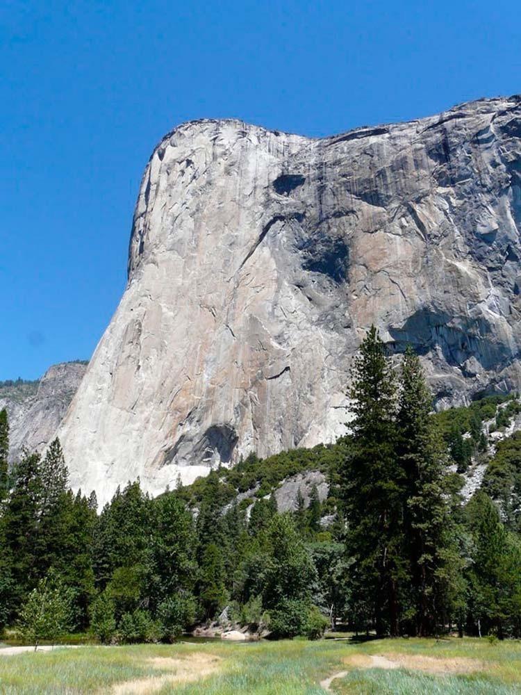 El Capitan, Yosemite. Foto: Pep Soldevila