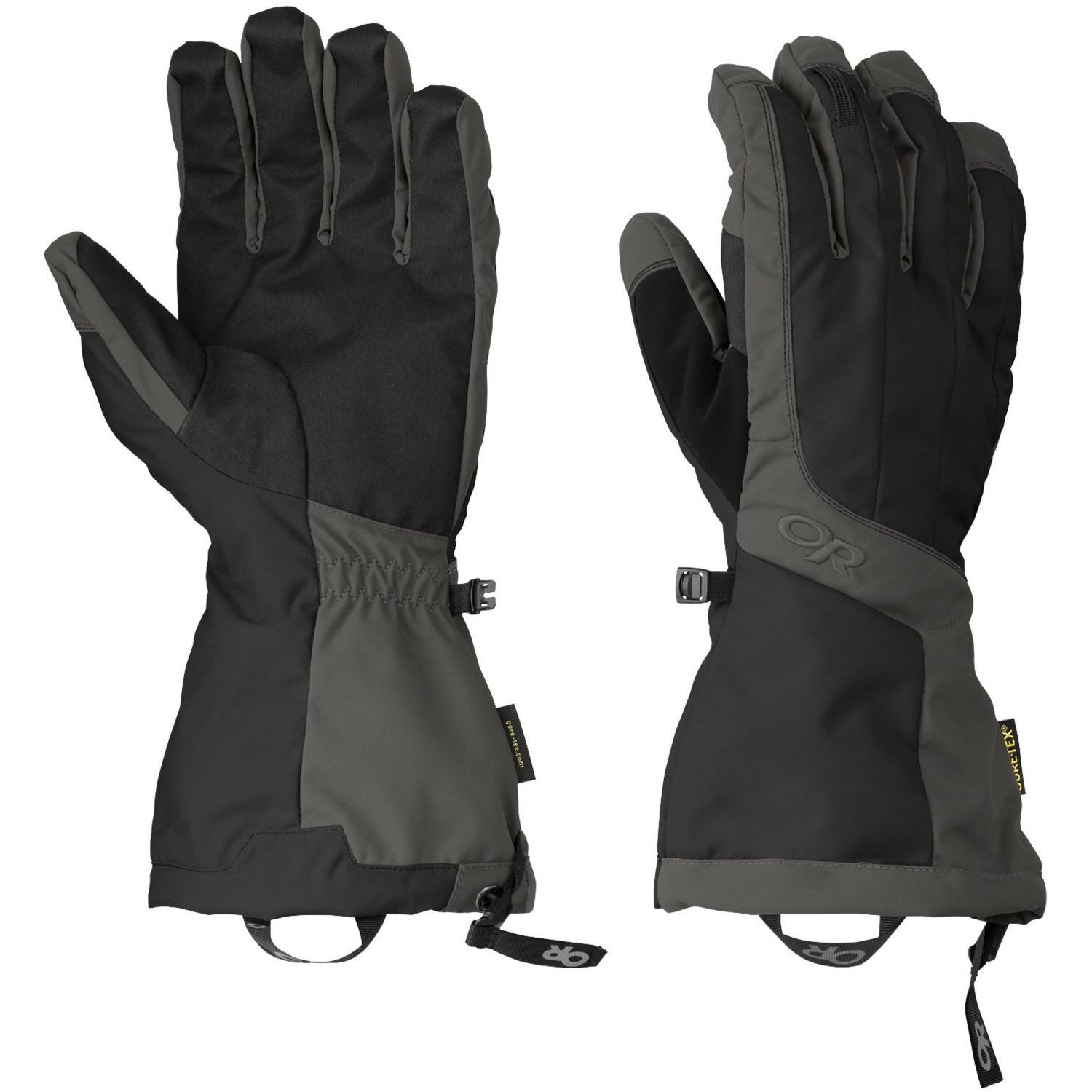 Outdoor Research Arete, guantes con interior polar extraíble