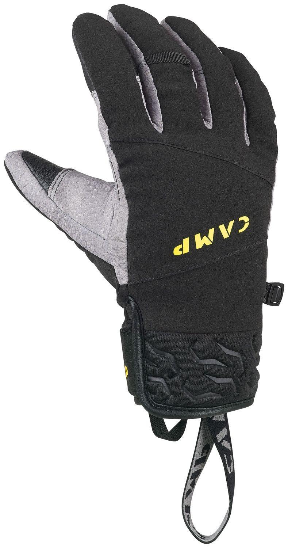 Camp Geko Ice Pro, guantes sin guantelete para escalada en hielo, mixto, alpinismo