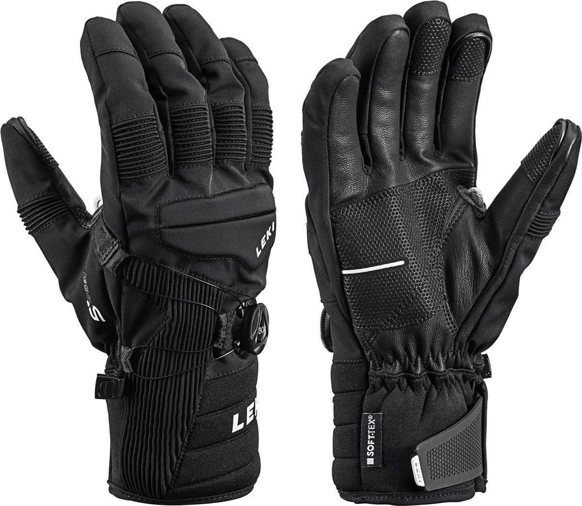 Leki Progressive Tune S BOA® MF Touch, guantes de esquí alpino