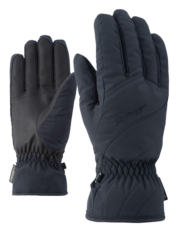 Ziener Kimal GTX W, guantes de esquí alpino para mujer