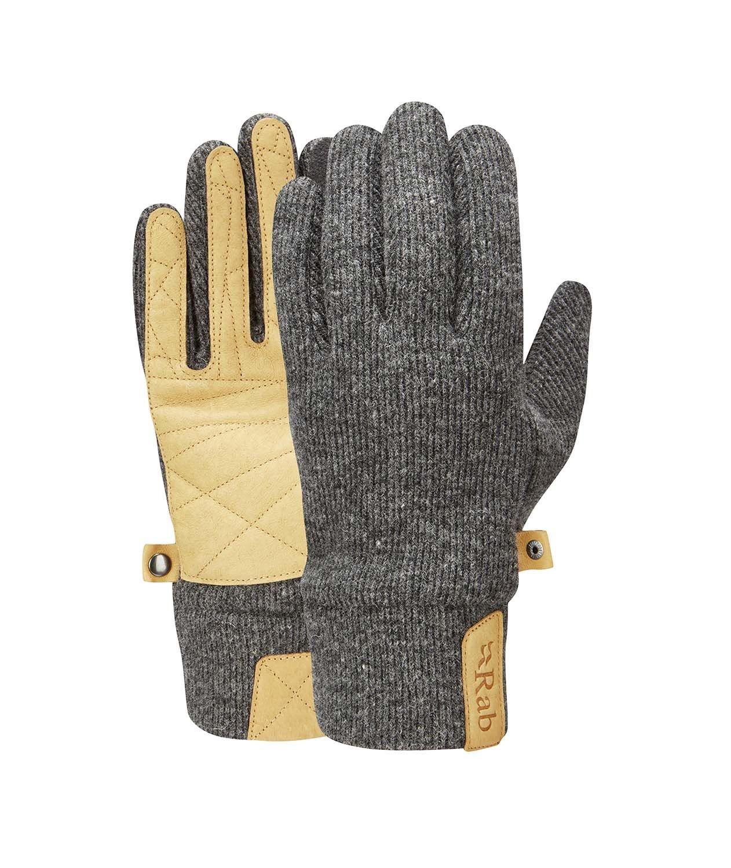 Rab Ridge Glove, guantes para senderismo y uso diario con refuerzos que permiten su uso en montaña