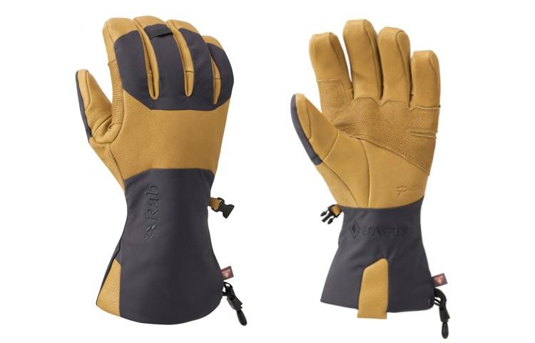 Rab Guide 2 Gtx Glove, para alpinismo, muy reforzados