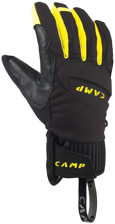 Bucle en el dedo corazón en el Camp G Hot Dry