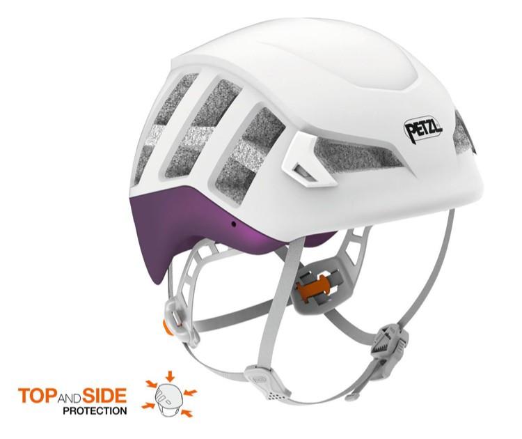 Petzl Meteor W, casco EPS con protección