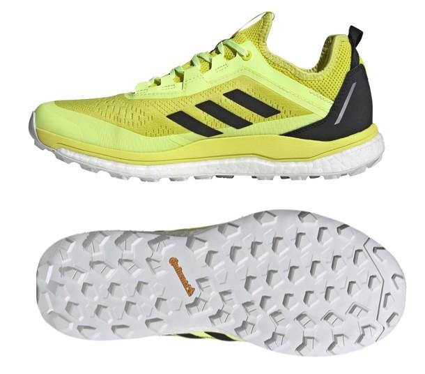 Adidas Terrex Agravic Flow, con suela Continental de excelente agarre en mojado