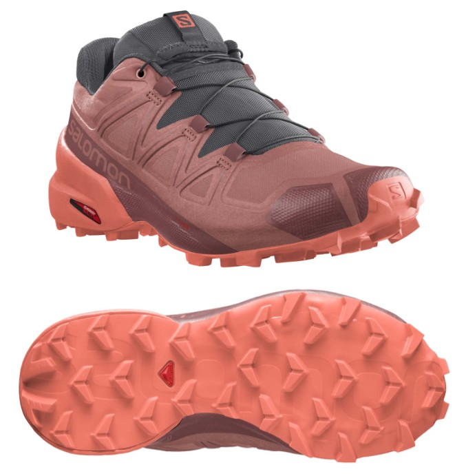 Salomon Speedcross 5. Una de las zapatillas preferidas para terreno blando y barro