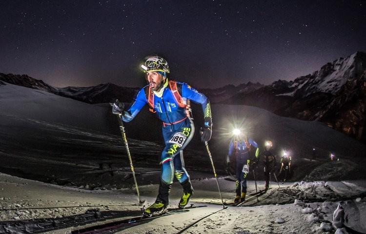 Camp Speed Comp, casco ultraligero para esquí de travesía de doble homologación. Foto: Camp