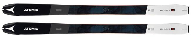 Atomic Backland 85, tablas de esquí de travesía polivalentes