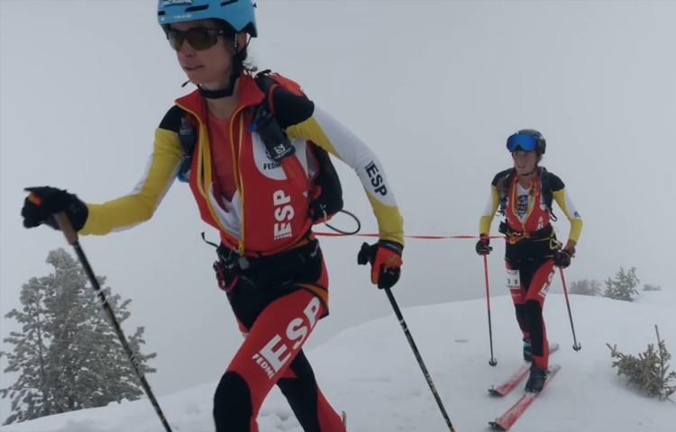 Vídeo-resumen: Pierra Menta 2021, Campeonato del Mundo de Esquí de montaña larga distancia